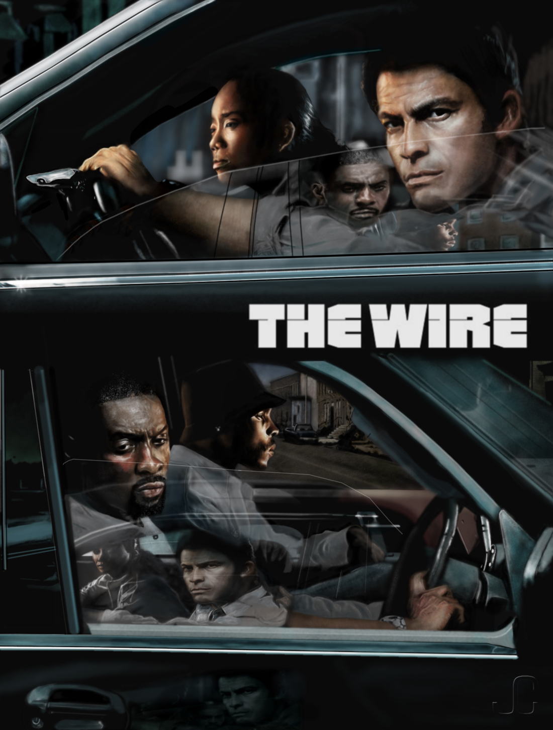 The Wire (TV Series 2008)