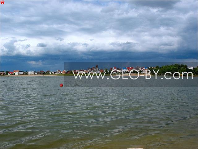 Минск. Цнянcкое водохранилище