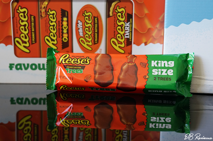 Reese's and Chocolate Collection for Christmas 2018