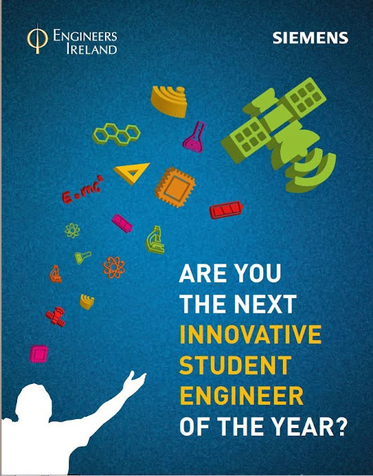 Innovative Student Engineer of the Year Awards 2015 - Entry now open