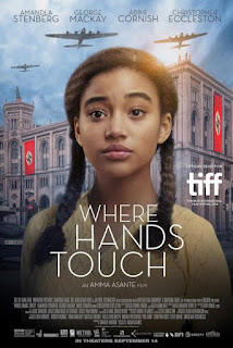 Where Hands Touch - Poster & Trailer