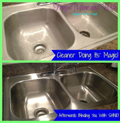 diy frugal all natural stainless steel
