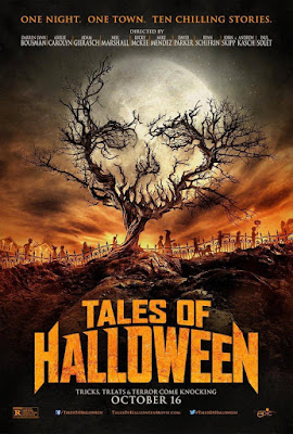 Tales Of Halloween 2015 DVD R2 PAL Spanish