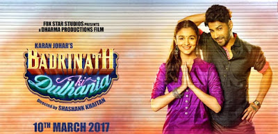 Badrinath Ki Dulhania Full Movie Watch Online 2017, Box Office Collection