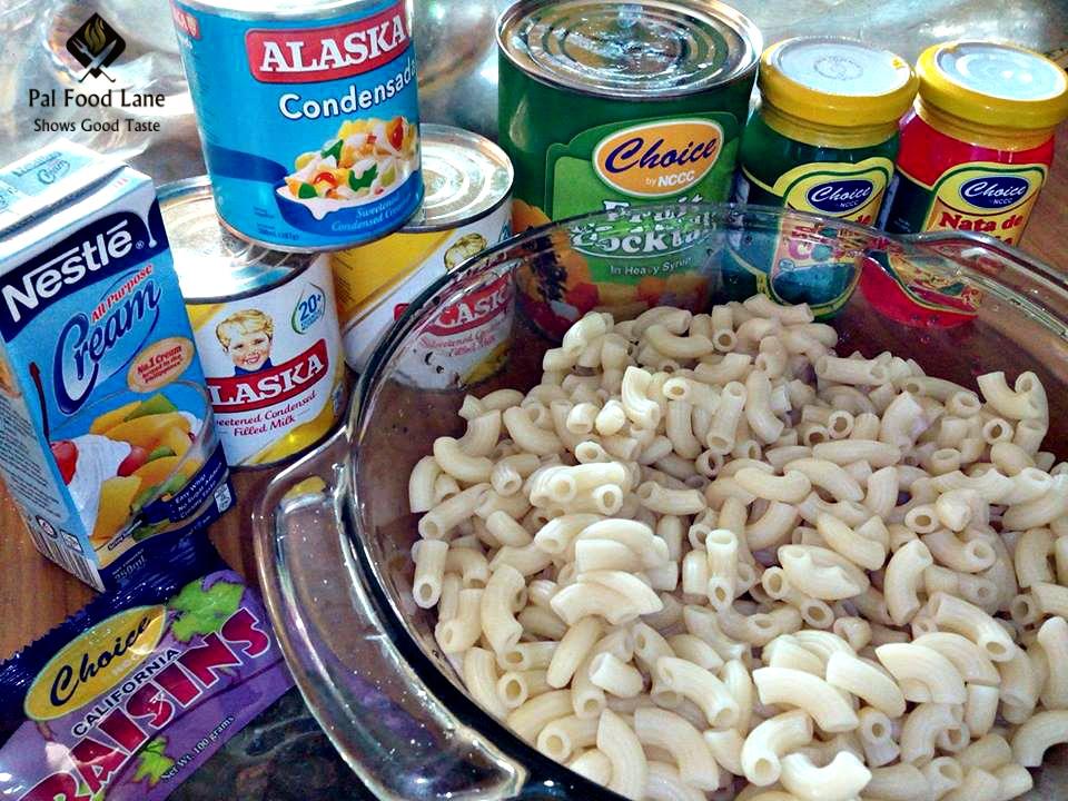 Macaroni Salad Recipe Fruit Cocktail