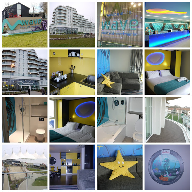 The Wave Hotel, Butlin's