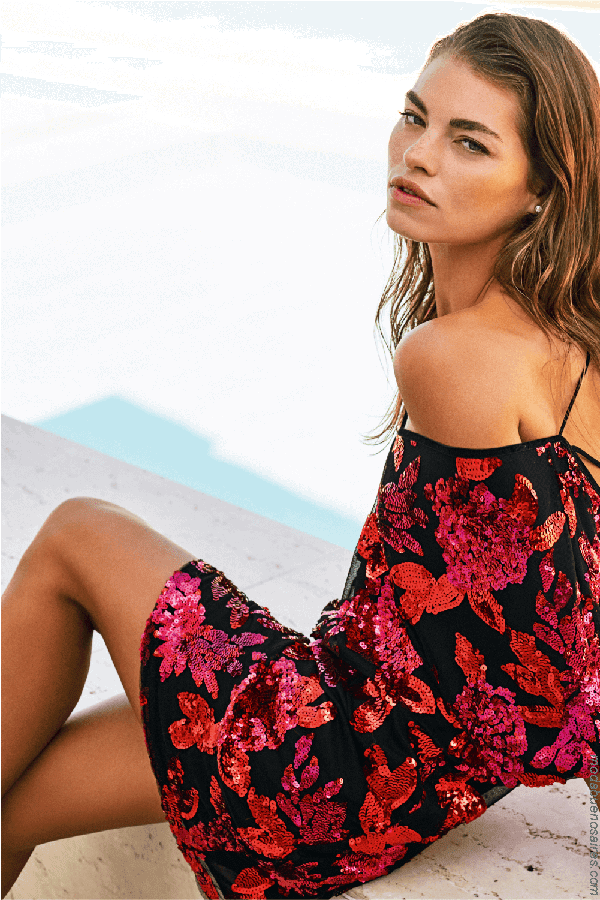 Ropa de mujer primavera verano 2019. Moda primavera verano 2019.