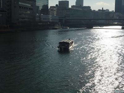 船と天満橋