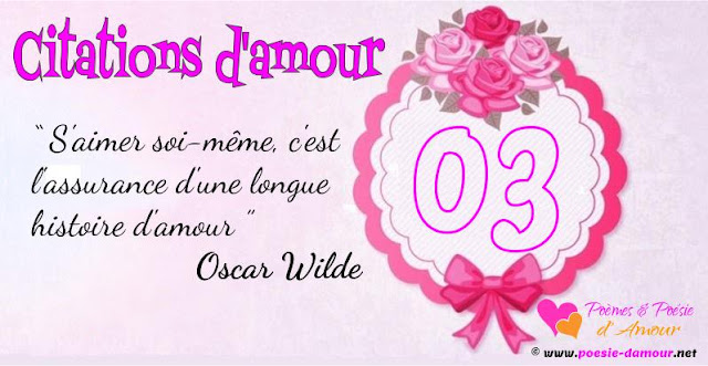 Citations d'Oscar Wild sur Aimer