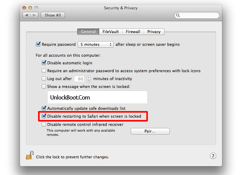 how to delete mac login account