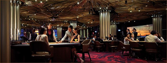 Genting casino shorts
