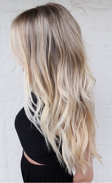 #1 Blonde hair color shade