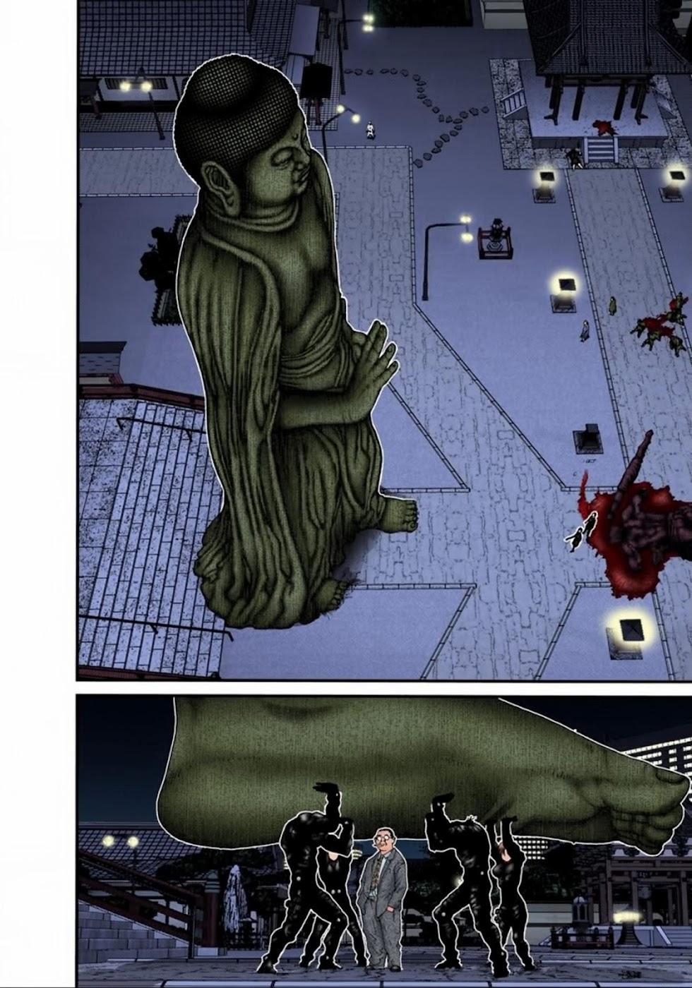 Gantz Chap 71: Tượng phật khổng lồ trang 8
