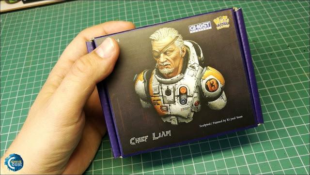 Chief Liam (GC-B004)