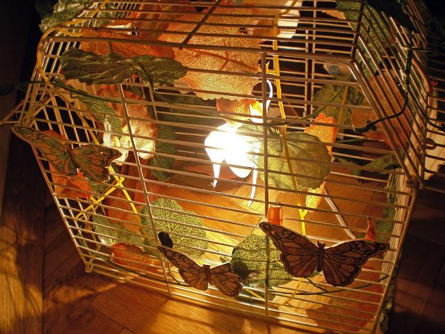 kus-kafesi-lamba-yapımı