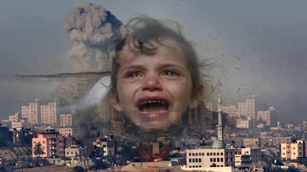 """• """"Cuando oyerais de guerras y de rumores de guerras, cuando Jerusalén esté rodeada de ejércitos..."""" Ni%C3%B1os+palestinos+asesinados+por+la+guerra+israel+palestina"""