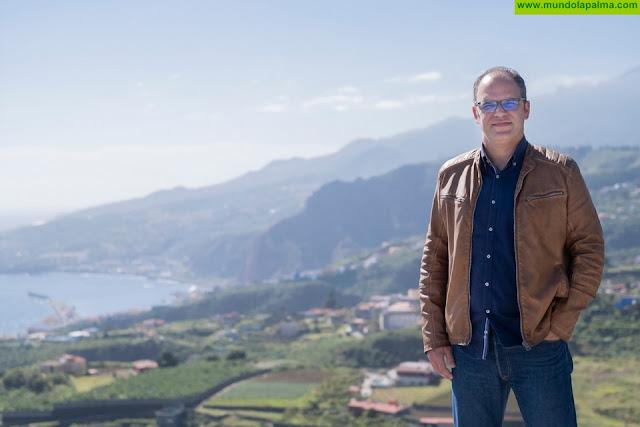 Tony Acosta pide soluciones definitivas para el Puerto de Santa Cruz de La Palma
