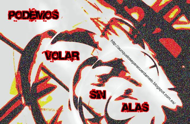 ilustracion abstracta arboles torcidos