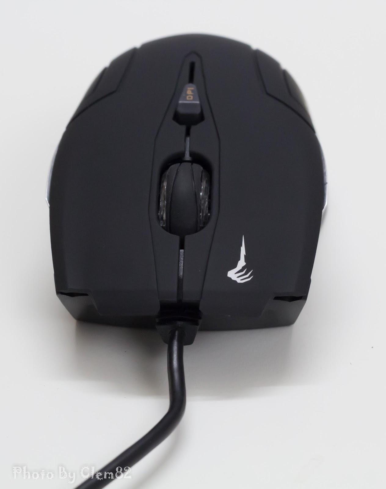 Gamdias Demeter Optical Gaming Mouse 5