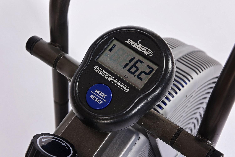Bat Speed Monitor : Exercise bike zone january