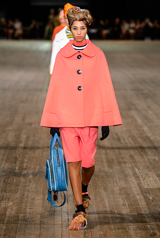 New York Fashion Week - Spring Summer 2018