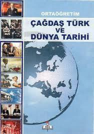 12. Sınıf Çağdaş Türk ve Dünya Tarihi Ders Kitabı Cevapları Meb Yayınları