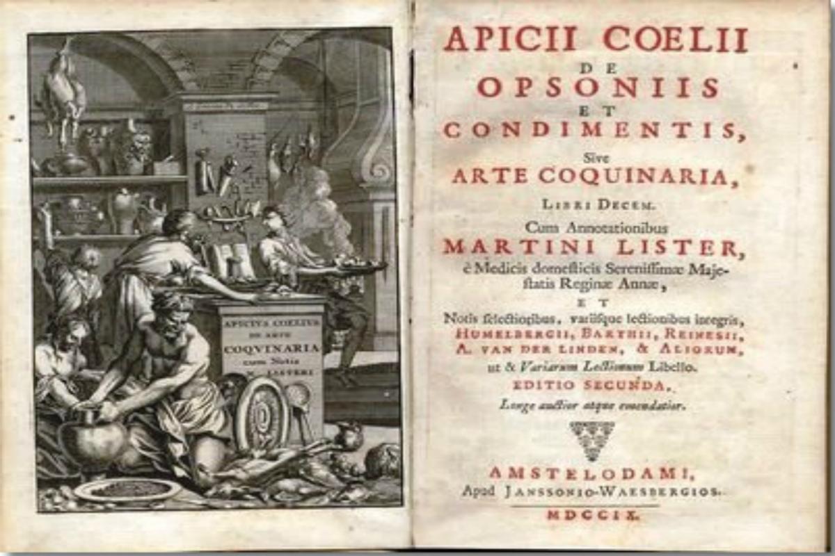 Antrophistoria Recetas De La Roma Imperial O La Revolución
