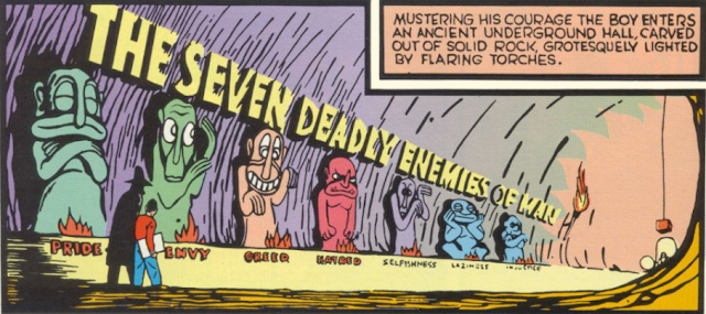 Seven Deadly Sins Akan Muncul di Film Shazam!