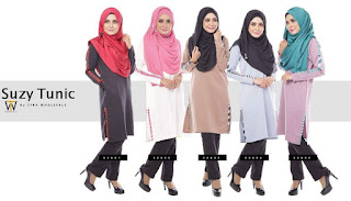 SUZY TUNIC SOLD OUT