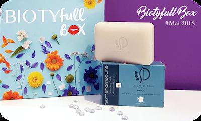 "BIOTYfull Box ""La Flamboyante"" samélie plantes"