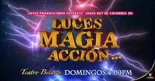 POS 2 LUCES… MAGIA… ¡ACCIÓN! | Teatro Belarte