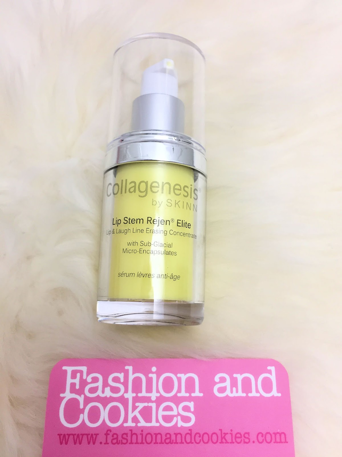 Siero Labbra Stem Rejen 15 ml SKINN Collagenesis on Fashion and Cookies beauty blog, beauty blogger