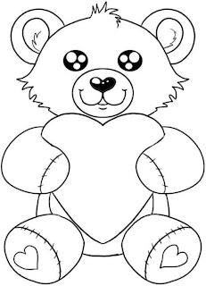 Dibujos Para Colorear En San Valentín Dibujos Para Niños