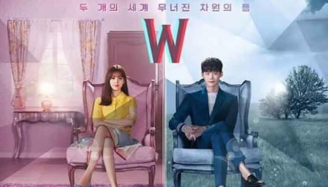 Donlowad film drama Korea W sekaligus semua episode dengan mudah