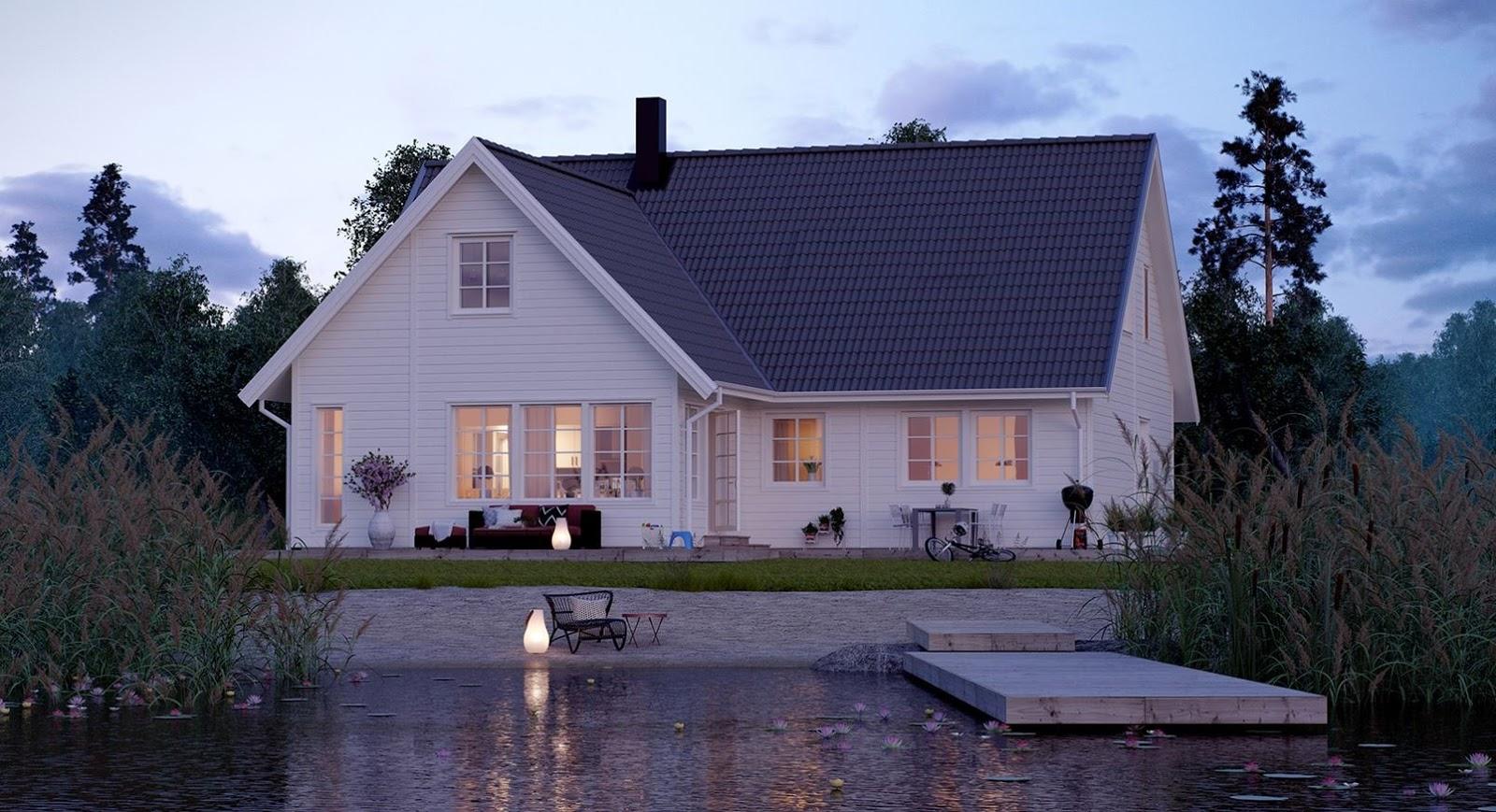 MODULAR HOME BUILDER: A Scandinavian Builder's Video Stopped