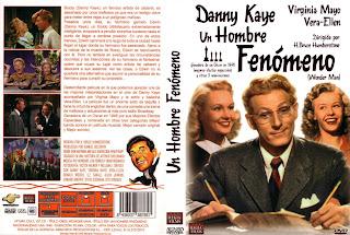 Carátula dvd: Un hombre fenómeno