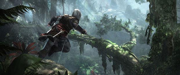 Assassins Creed 4 Open World Walkthrough