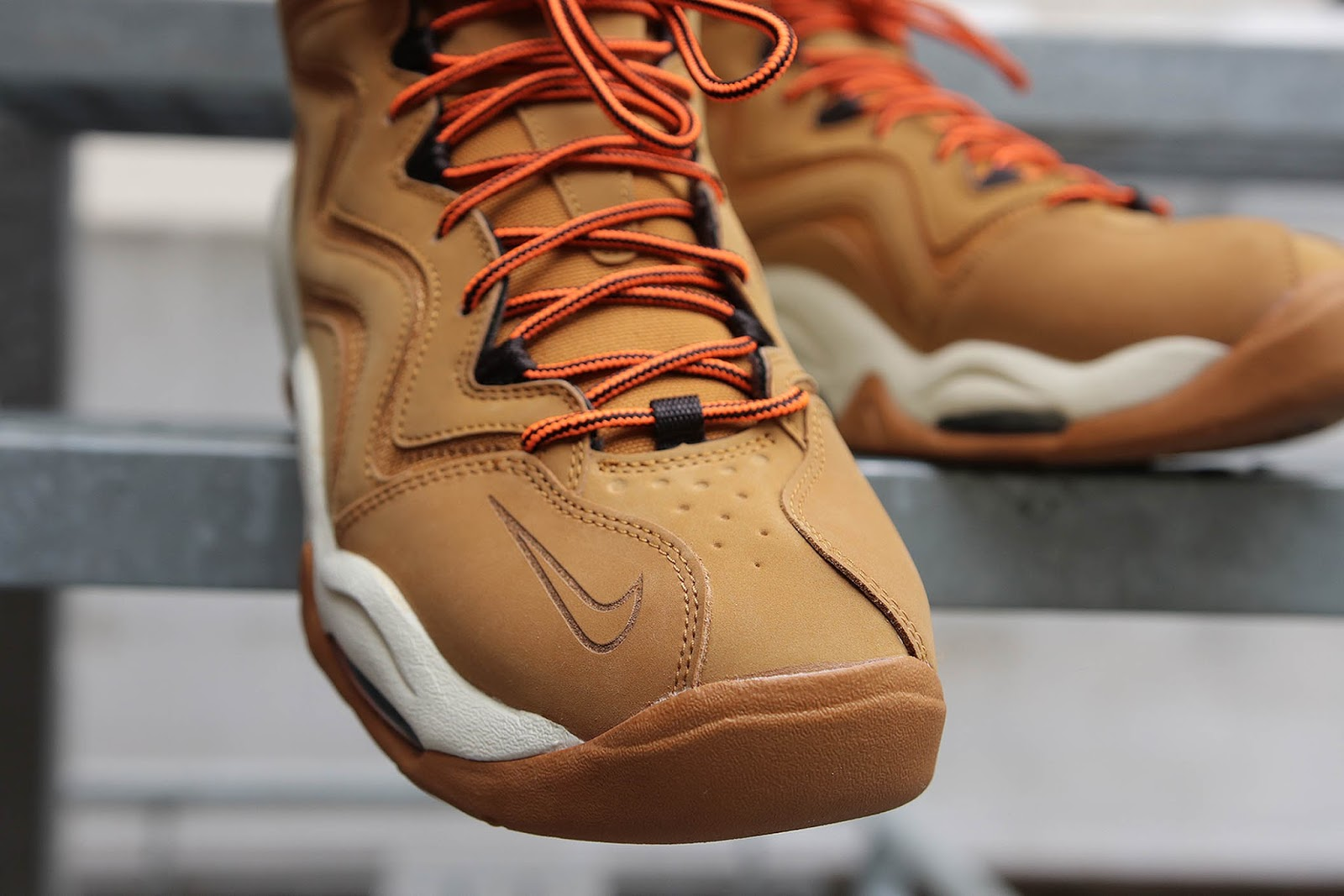 outlet store d29f8 547d8 The Nike Air Pippen 1 Wheat drops on Friday, 26 January 2018.