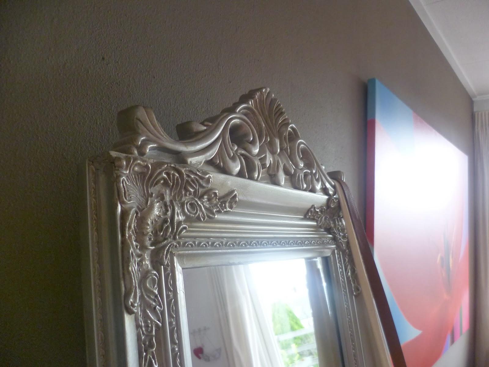 Barok Spiegel Xenos : Spiegelkast badkamer xenos staande juwelenkast met spiegel