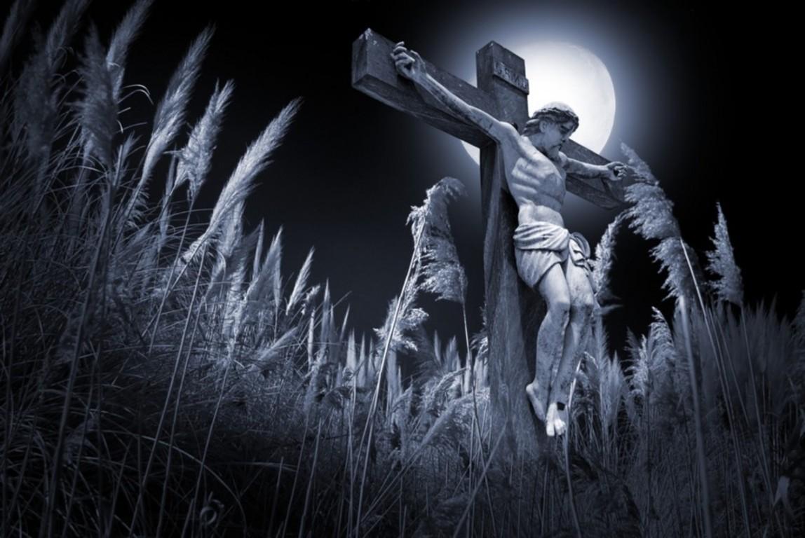 Jesus_Christ_On_a_Cross_Wallpapers
