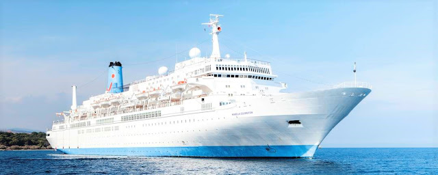 Στην Ηγουμενίτσα βρίσκεται το κρουαζιερόπλοιο «Marella Celebration» με 1723 επιβάτες