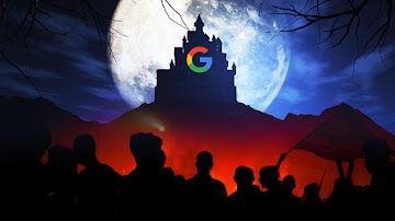 Google é o inimigo da humanidade e precisamos resistir a todo custo