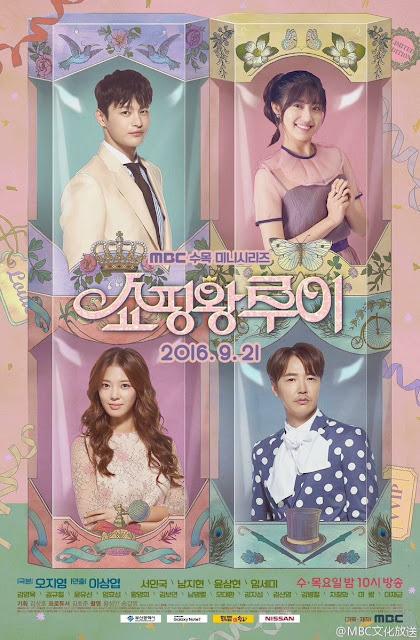 Sinopsis Shopping King Louie Korean Drama