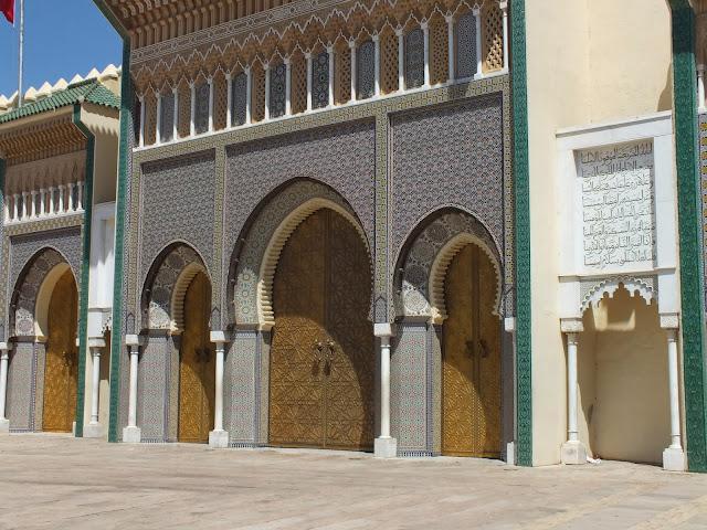 Palacio Real Fez