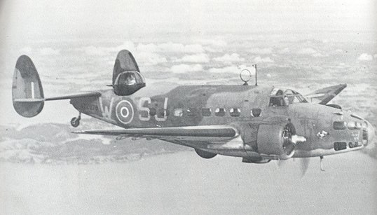 18 April 1941 worldwartwo.filminspector.com Lockheed Hudson bomber