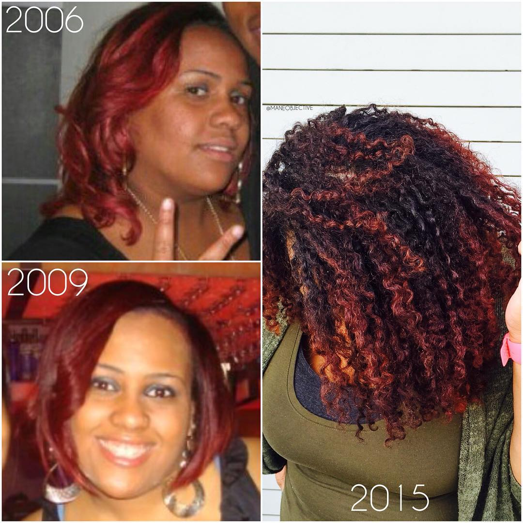 The Mane Objective: Damage-Free Temporary Color on Natural ...