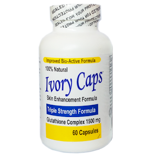 Ivory Caps viên uống trắng da hàng đầu tại Mỹ