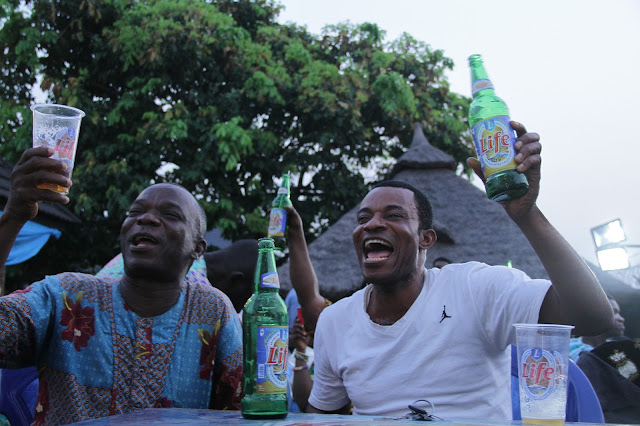 Entrepreneurs in Awka receive business grants from Life Lager Beer