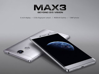 Specifications and Review of Innjoo Max 3