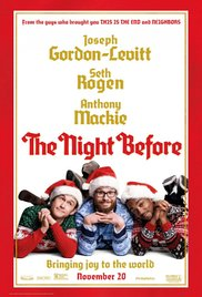 Nonton Film Online The Night Before (2015)